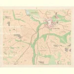 Swiratitz (Swjratice) - c7608-1-004 - Kaiserpflichtexemplar der Landkarten des stabilen Katasters