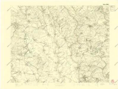 III. vojenské mapování 3949/1