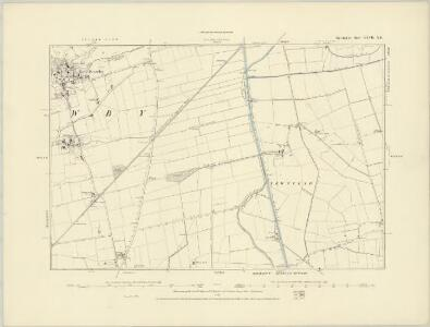Lincolnshire XXVII.NW - OS Six-Inch Map