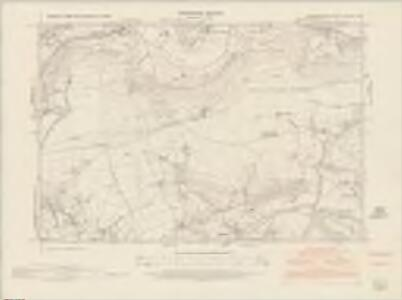 Denbighshire XXXIX.NE - OS Six-Inch Map