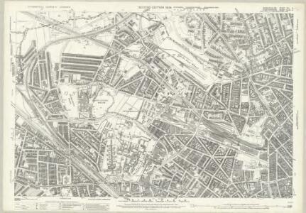 Warwickshire XIII.4 (includes: Birmingham; Smethwick) - 25 Inch Map