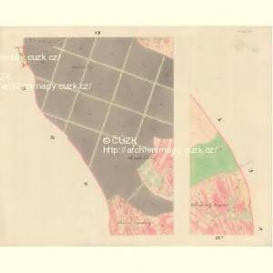 Kobyly - m1226-1-006 - Kaiserpflichtexemplar der Landkarten des stabilen Katasters