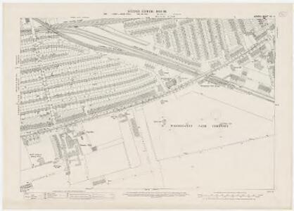 London VIII.5 - OS London Town Plan