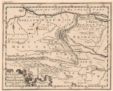 Regni Norici et Pannoniae Superioris Veteres Populi et Inquilini