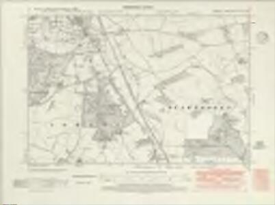Suffolk XLIV.SE - OS Six-Inch Map