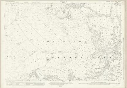Yorkshire CCXXX.9 (includes: Erringden; Hebden Royd) - 25 Inch Map