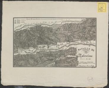 Bataille de Tolentino ... 1815