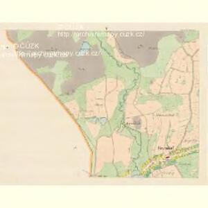 Eisendorf - c9392-2-003 - Kaiserpflichtexemplar der Landkarten des stabilen Katasters