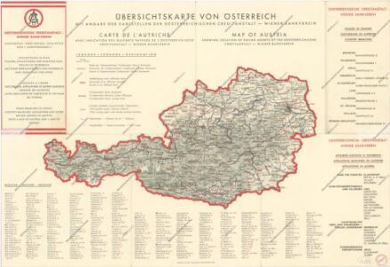 Plan von Wien