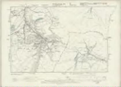 Northumberland CXI.NE & CXII.NW - OS Six-Inch Map