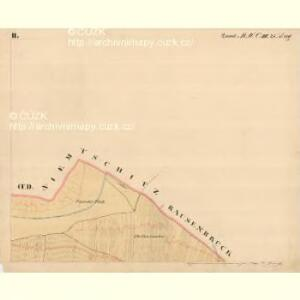 Gnaster - m0733-2-002 - Kaiserpflichtexemplar der Landkarten des stabilen Katasters