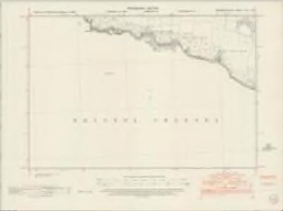 Pembrokeshire XLII.SW - OS Six-Inch Map