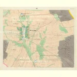 Wrczow - c8841-1-002 - Kaiserpflichtexemplar der Landkarten des stabilen Katasters