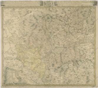 Mapa Chebska a Loketska