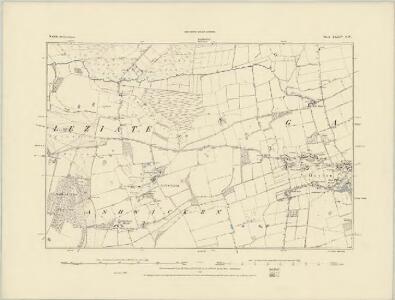 Norfolk XXXIII.NE - OS Six-Inch Map