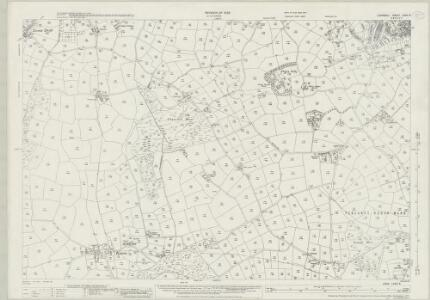 Cornwall LXXIV.9 (includes: Paul; Penzance; Sancreed) - 25 Inch Map