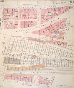 Insurance Plan of London Vol. XI: sheet 299