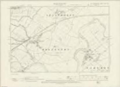Nottinghamshire XXXV.NW - OS Six-Inch Map