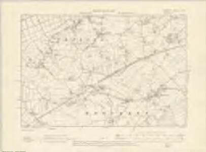 Somerset V.SW - OS Six-Inch Map