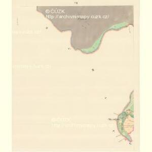 Dohle (Dalow) - m0412-1-006 - Kaiserpflichtexemplar der Landkarten des stabilen Katasters