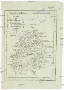 Charte von Ile de France oder der Insel Frankreich