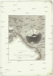 Carte d'une partie du golfe appellé le Cratérel tel qu'il devoit etre avant l'eruption de 79
