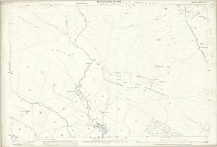 Durham XXXI.13 (includes: Forest And Frith; Newbiggin) - 25 Inch Map