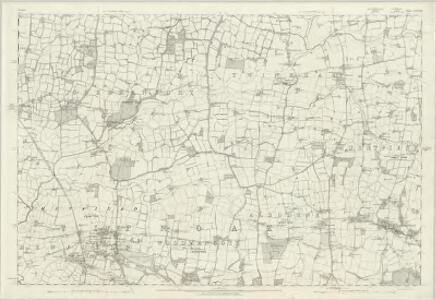 Sussex XXXVIII - OS Six-Inch Map