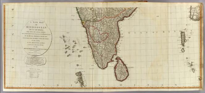 Hindoostan (south)