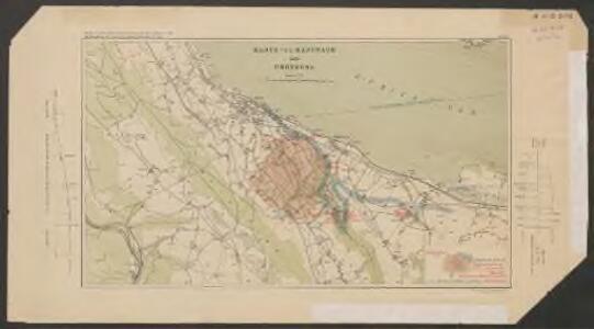 Karte von Käpfnach und Umgebung