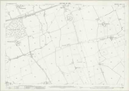 Berkshire XII.16 (includes: Ashbury; Compton Beauchamp; Shrivenham) - 25 Inch Map