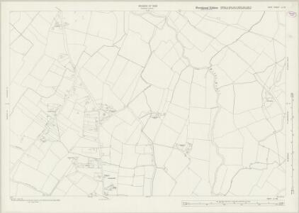 Kent LII.16 (includes: Chart Sutton; Staplehurst; Sutton Valence) - 25 Inch Map