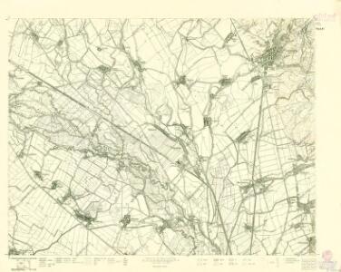 III. vojenské mapování 4158/2