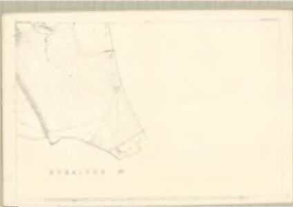 Ayr, LI.3 (Kirkmichael) - OS 25 Inch map