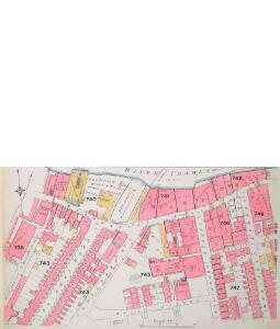 Insurance Plan of City of London Vol. IV: sheet 88-2