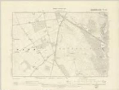 Staffordshire LXIV.SW - OS Six-Inch Map