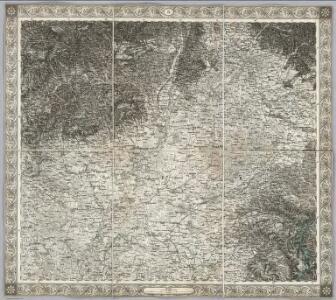 Sheet IX: Karte Des Oesterreichischen Kaiserstaates.