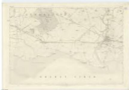 Dumfriesshire, Sheet LXII - OS 6 Inch map