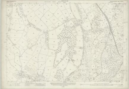 Gloucestershire XXXVIII.8 (includes: Coleford; Newland; West Dean) - 25 Inch Map