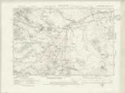 Caernarvonshire XXII.NE - OS Six-Inch Map