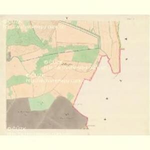 Pinke (Penkow) - m0051-1-004 - Kaiserpflichtexemplar der Landkarten des stabilen Katasters