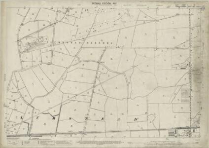 Kent II.7 (includes: Borough Of Woolwich) - 25 Inch Map