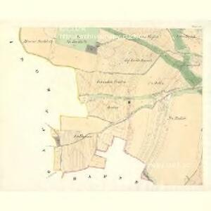 Pullitz - m2349-1-002 - Kaiserpflichtexemplar der Landkarten des stabilen Katasters