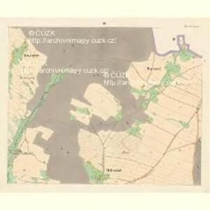 Kunwald - c3723-1-004 - Kaiserpflichtexemplar der Landkarten des stabilen Katasters