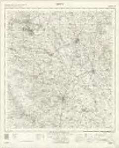 Ripon - OS One-Inch Map