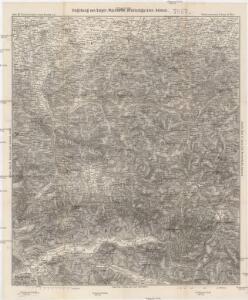 Umgebung von Steyer, Waidhofen, Windischgarsten, Admont