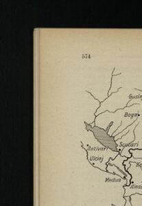 Generalkarte von Mitteleuropa