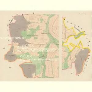 Nekwasow - c5022-1-001 - Kaiserpflichtexemplar der Landkarten des stabilen Katasters