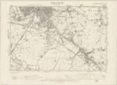 Cheshire XIX.NE - OS Six-Inch Map
