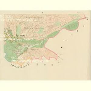 Lischitz (Lissiz) - c4139-1-003 - Kaiserpflichtexemplar der Landkarten des stabilen Katasters